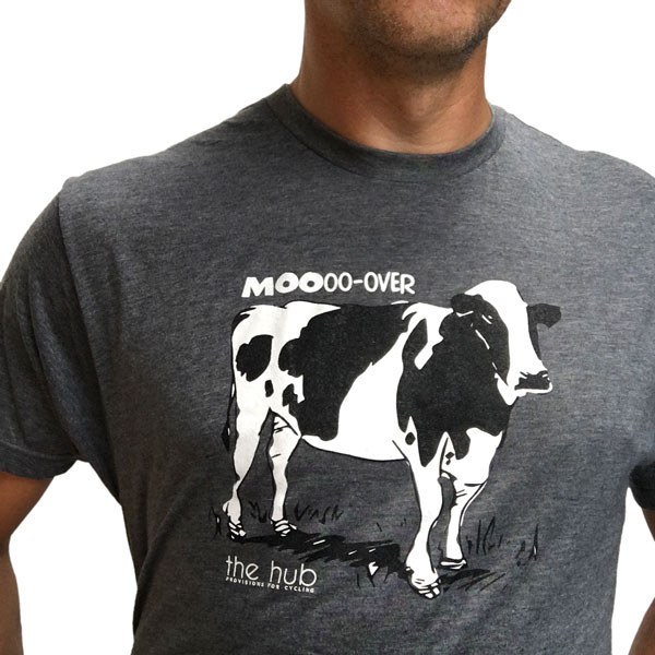 The Hub ~ MOOoo-over